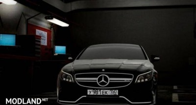 Mercedes-Benz CLS 63 AMG 4Matic [1.5.8], 3 photo